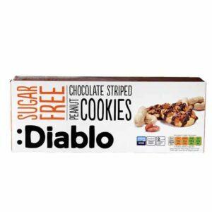 BISCUITS - DIABLO COOKIES PEANUT 150G