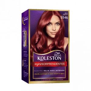 WELLA KIT 055/46 EXOTIC RED