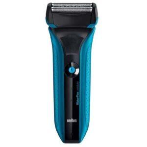BRAUN SHAVER WATERFLEX W&D BLUE (81451611)