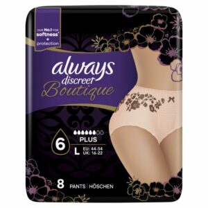 ALWAYS DISCREET BOUTIQUE PANTS PLUS LARGE BY 8 (NEW)