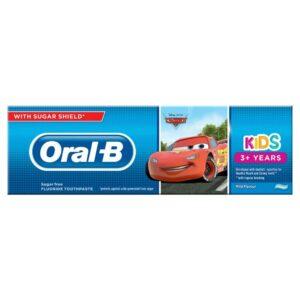 ORAL B TPASTE STAGES DISNEY KIDS 75ML (BOYS)