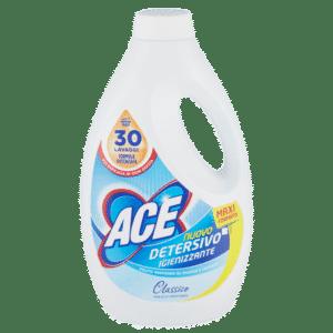ACE LIQUID 30WASH CLASSIC x4
