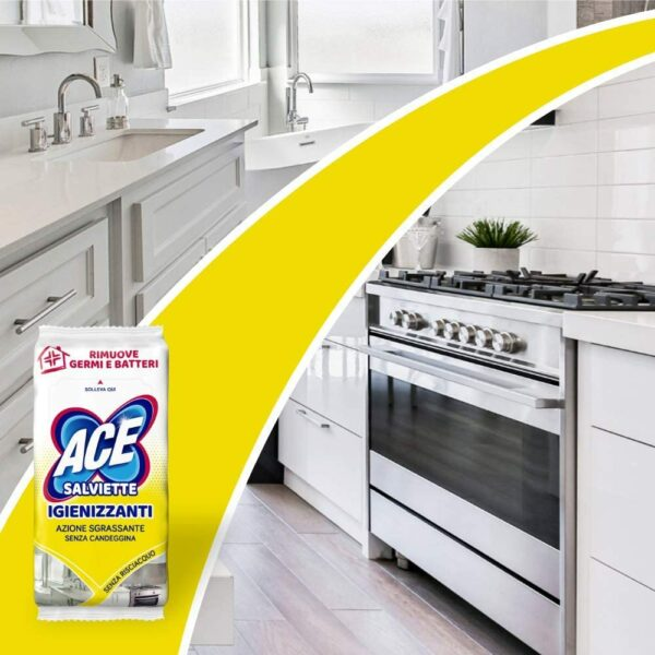 ACE WIPES HYGIENIC DEGREASER X40 (NEW)