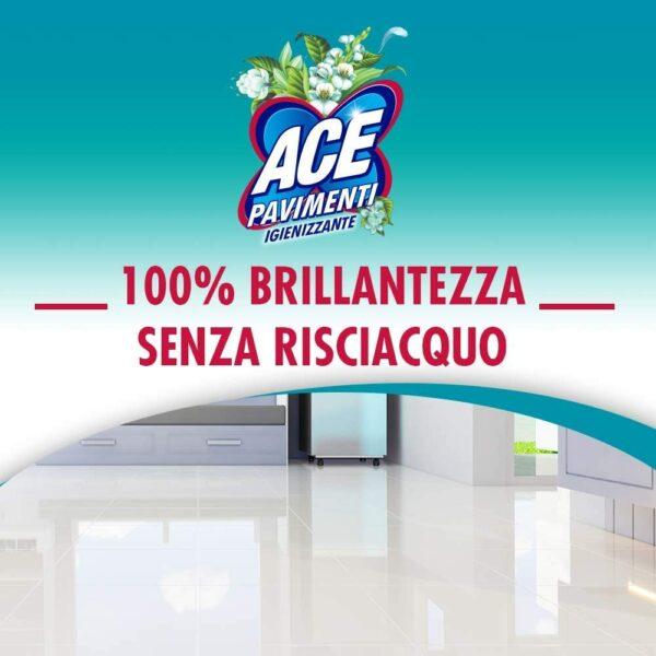 ACE TALCO FLOOR DETERGENT 1L