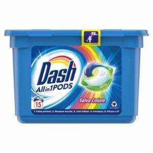 DASH PODS COLOUR 15X23.8GR