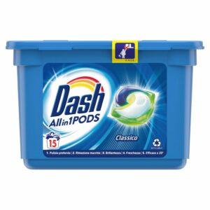 DASH PODS REGULAR 15X25.2GR (NEW)