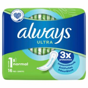 ALWAYS ULTRA NORMAL X16 (NEW)