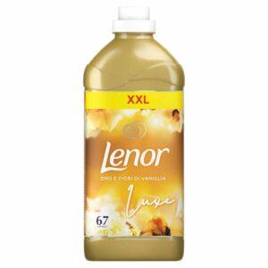 LENOR ULTRA GOLD & VANILLA 67W / 1675ML (NEW)