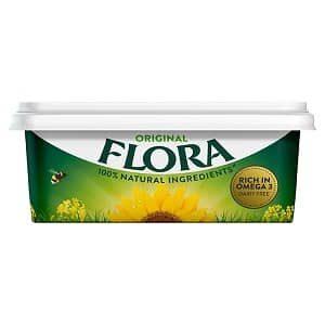 BUTTER - FLORA ORIGINAL 250GR