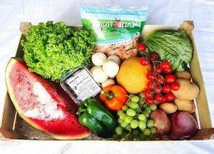 BOX OFFER - BBQ FRUIT & VEGGIE BOX