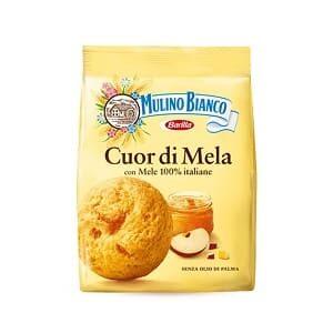 BISCUITS - MULINO BIANCO CUOR DI MELA