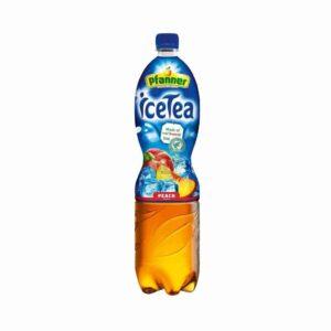 JUICE - PFANNER ICE TEA PEACH 1.5L