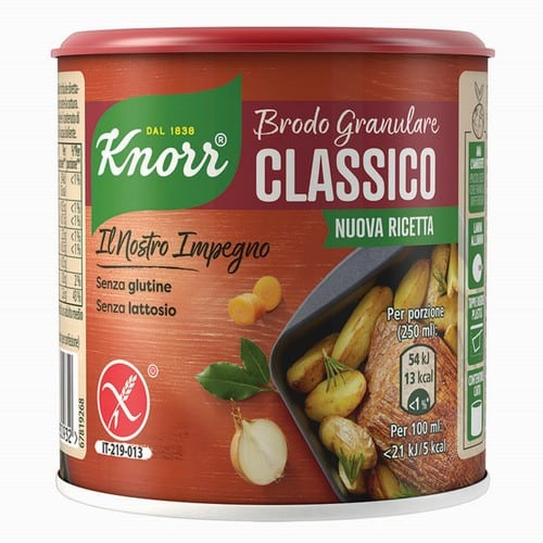 SPICES - KNORR GRANULES CLASSICO 150G