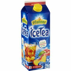 ICE TEA - PFANNER PEACH 2LTR