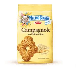 BISCUITS - MULINO BIANCO CAMPAGNOLE 700GR