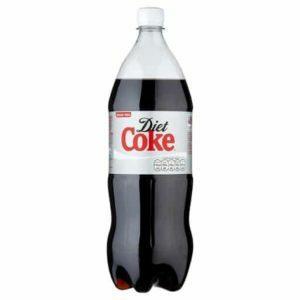 SOFTDRINKS - COCA-COLA DIET 1.5LTR X6 BOTTLE