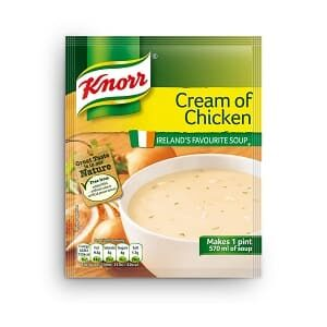 SOUP - KNORR CREAM OF CHICKEN