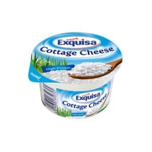 CHEESE - EXQUISA COTTAGE CHEESE 1+1 FREE