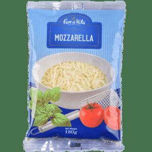 CHEESE - FIOR DI VITA MOZZARELLA SHREDDED