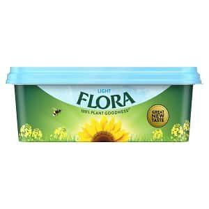 BUTTER - FLORA LIGHT 250GR