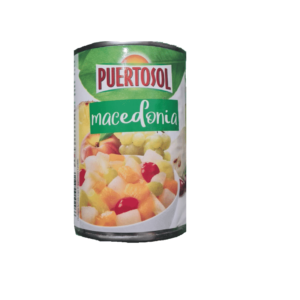 CANNED - PEURTOSOL MIXED FRUIT COCKTAIL 410GR