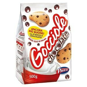 BISCUITS - PAVESI GOCCIOLE