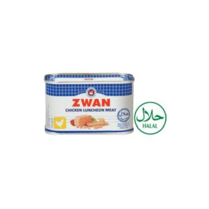 CANNED - ZWAN CHICKEN LUNCHEON MEAT 200G