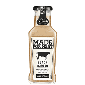 SAUCE - KUHNE MADE FOR MEAT BLACK GARLIC
