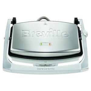 BREVILLE DURACERAMIC PANINI-PRESS FOR 3