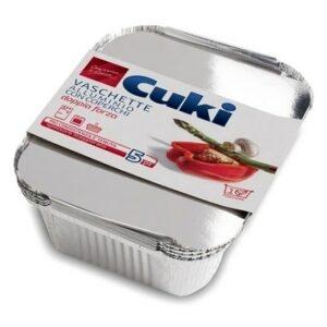 CUKI FOIL PAN 0.5L by 5 Pans