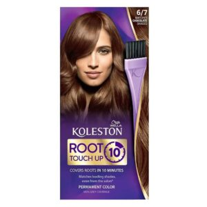 WELLA KOLESTON ROOT TOUCH UP IN 10 MINUTES - 67 CHOCOLATE (NEW)