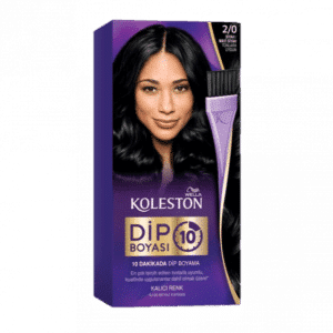 WELLA KOLESTON ROOT TOUCH UP IN 10 MINUTES - 20 BLUE BLACK (NEW)