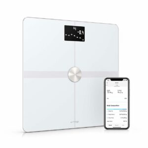 NOKIA BODY+ WEIGHING SCALE WHITE (NEW)
