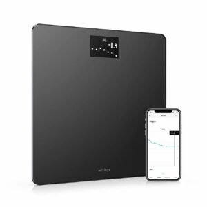 NOKIA BODY WEIGHING SCALE BLACK (NEW)