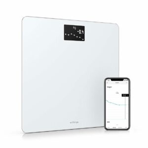 NOKIA BODY WEIGHING SCALE WHITE (NEW)