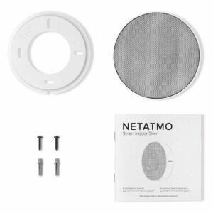 NANOLEAF NETATMO INTERNAL SIRENE (NEW)