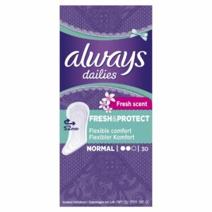 ALWAYS LINERS NORMAL FRESH BY 30