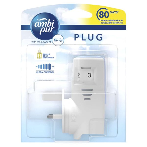 AMBI PUR AIR FRESHENER PLUG-IN DIFFUSER ONLY