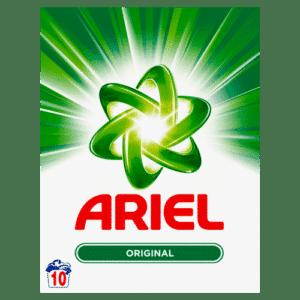 ARIEL REGULAR, 10 WASHES, 650G