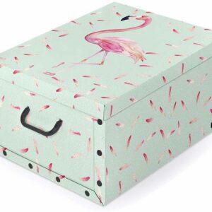 DOMOPAK BOX WITH HANDLES 39x50x24cm