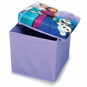 DOMOPAK BOX OTTOMAN - DISNEY FROZEN 30x30x30cm