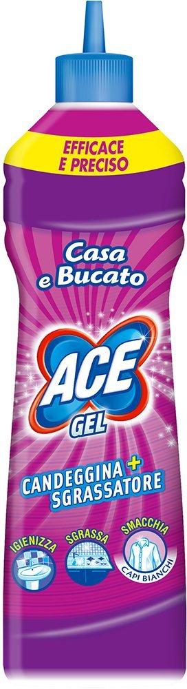 ACE BLEACH DEGREASER GEL 500ML