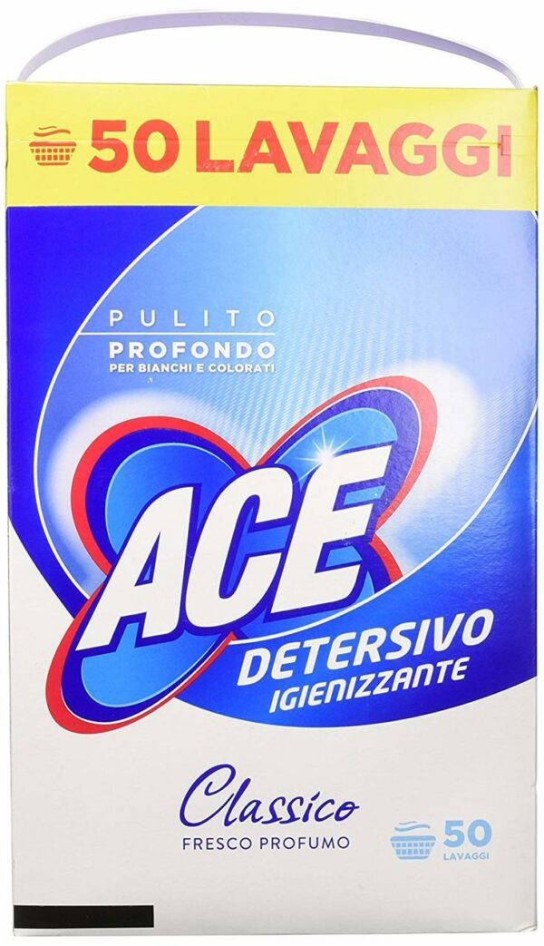 ACE POWDER CLASSIC 50 WASHES