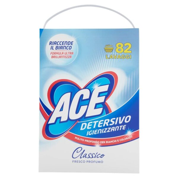ACE POWDER CLASSIC 82 WASHES