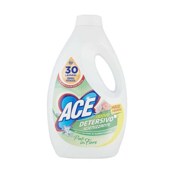 ACE LIQUID PRATI IN FIORE (MEADOWS) 2x30 WASHES