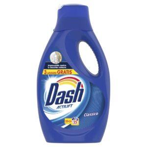DASH LIQUID REGULAR, 25 WASHES, 1.375L (NEW)