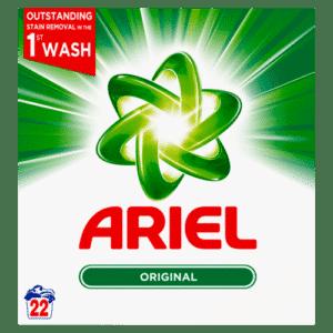 ARIEL REGULAR, 22 WASHES, 1.43KG
