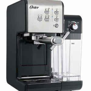 OSTER COFFEE MACHINE PRIMA LATTE II SILVER (NEW)