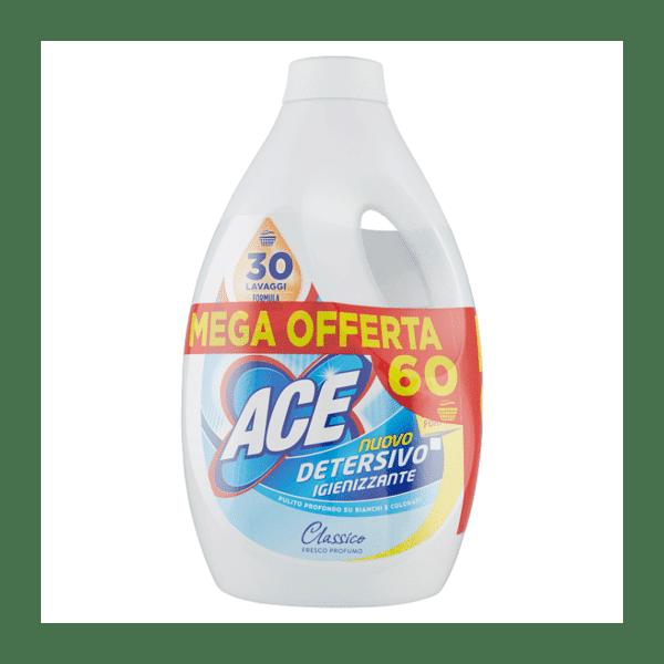 ACE LIQUID CLASSIC 2x30 WASHES