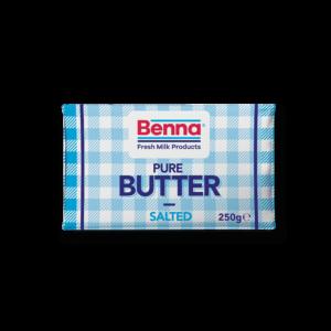 BUTTER - BENNA SALTED